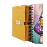 "GORJUSS ORGANISATIONAL NOTEBOOK ""Bee Loved"" – 201GJ08 ΓΡΑΦΙΚΗ ΥΛΗ / ΣΧΟΛΙΚΑ alfavitari.com"